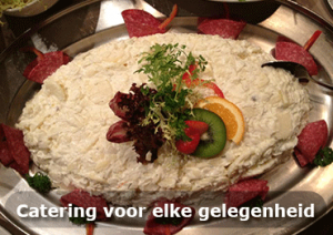 Catering Partycentrum Rendering