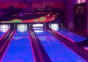 Bowling Partycentrum Rendering