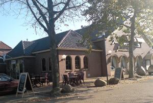 Partycentrum Rendering Café Restaurant Bowling