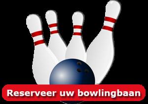 Reserveer uw bowlingbaan online