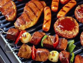 Barbecue arrangementen