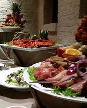 Barbecue arrangementen Partycentrum Rendering