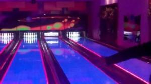 Cosmic Bowling bij Party Centrum