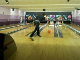 Bowlingbanen bij Partycentrum Rendering