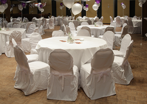 Bruiloft arrangementen - Partycentrum Rendering te Vlagtwedde