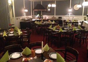 Diner arrangementen - Partycentrum Rendering te Vlagtwedde