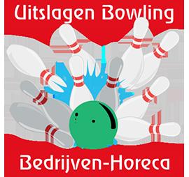 Uitslagen bowling bedrijven horeca Partycentrum Rendering