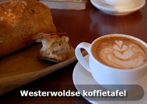 Partycentrum Rendering Westerwoldse Koffietafel