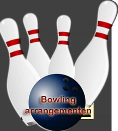 Bowling arrangementen Partycentrum Rendering Vlagtwedde